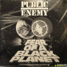 Public Enemy - Fear Of A Black Planet (Terminator X DJ Performance Discs) - Def Jam Recordings - CAS 2079/80/81, Columbia - CAS 2079/80/81