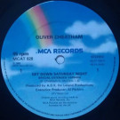 Oliver Cheatham - Get Down Saturday Night / Something About You - MCA Records - MCAT 828