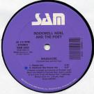 Rockwell Noel & The Poet - Massacre - SAM Records - SAM 5003