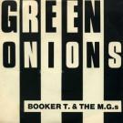 Booker T & The MG's - Green Onions - Atlantic - K 10109