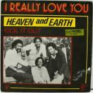 Heaven And Earth - I Really Love You - WMOT Records - 101502