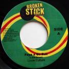 Louie Culture - Faya A Go Bun - Broken Stick Records - BS7CT05A