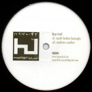 Burial - South London Boroughs - Hyperdub - HDB001