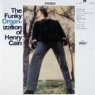 Henry Cain - The Funky Organ-ization Of Henry Cain - Capitol Records - ST 2688