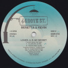Benetta Chisholm & Kevin Campbell - Lover, U.R. My Secret - Grove St. - GSR-010