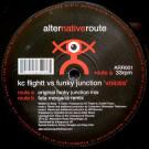 KC Flightt Vs Funky Junction - Voices - Alternative Route Recordings - ARR001
