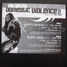 RZA as Bobby Digital - Domestic Violence Pt. 2 - Koch Records - KOC-12-8182CR