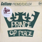 Galliano - Prince Of Peace - Talkin' Loud - TLKDJ 034, Talkin' Loud - TLKDJ34