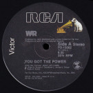 War - You Got The Power - RCA Victor - PD-13062, Far Out - PD-13062