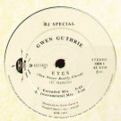 Gwen Guthrie - Eyes (You Never Really Cared) - Hot Times Records Inc. - HTR-1001