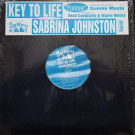 Key To Life Featuring Sabrina Johnston - Forever - Sub-Urban - SU-17