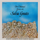 Jerry Masucci Presents Various - Salsa Greats Vol. 1 - Fania Records - SLP 495