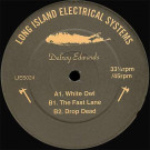 Delroy Edwards - White Owl - L.I.E.S.  (Long Island Electrical Systems) - LIES024