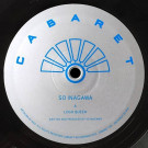 So Inagawa - Logo Queen - Cabaret Recordings - CABARET 001