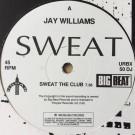 Jay Williams - Sweat - Urban - URBX 50 DJ