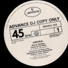 Amina - Belly Dance - Mercury - MERXDJ 322
