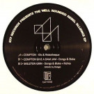 Various - The Well Rounded Rebel Alliance EP - 877 Records - 877006