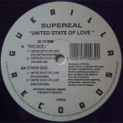 Supereal - United State Of Love - Guerilla - GRRR30