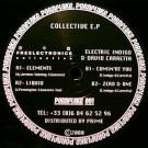 Various - Collective E.P - Pornflake Records - PORNFLAKE 001