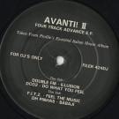 Various - Avanti! II - Profile Records - FILER 424DJ, Profile Records - FILER424DJ