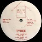 Tyree Cooper / Trilogy - Acid Crash / Red Hot - House Musik - HM 601