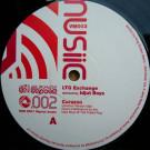LTG Exchange Remixed By Idjut Boys - Corazon - Vapour Music - VM003