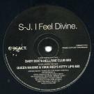 S-J - I Feel Divine - React - 12 REACT 113 P