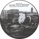 Various - Straight Out Of Newcastle - Strike Records - STRIKE 008