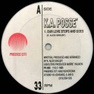 K.A. Posse - Our Love Stops And Goes - Pheerce Citi - PC-003