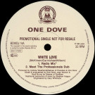 One Dove - White Love - Boy's Own Productions - BOIXDJ 14