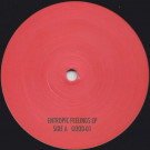 Moon B - Entropic Feelings EP - Going Good - GOOD-01