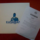 Kasabian - L.S.F. (Lost Souls Forever) - RCA - PARADISE11