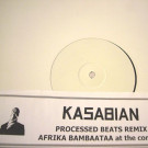 Kasabian - Processed Beats - RCA - PARADISE23