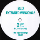 BLD - Extended Versions 2 - BLD Tape Recordings - BEV02