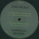 John Heckle - Back Alley Terminator - Tabernacle Records - TABR023