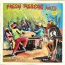 Various - Fresh Reggae Hits - Pow Wow Records - PW 7406