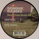 Dominik Eulberg - Flora & Fauna (Remixe Teil 1) - Traum Schallplatten - TRAUM V62