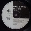 Sasha & Maria Nayler - Be As One / Heart Of Imagination (Previously Known As B.T. Qat) - Deconstruction - BeAs 001