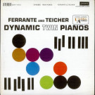 Ferrante & Teicher - Dynamic Twin Pianos - London Records - SAH-T6141, United Artists Ultra Audio - SAH-T6141