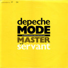 Depeche Mode - Master And Servant (An ON-USound Science Fiction Dance Hall Classic) - Mute - L12 BONG 6