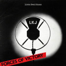 Linton Kwesi Johnson - Forces Of Victory - Island Records - ILPS 9566