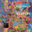 Happy Mondays - Step On - Factory - FAC 272