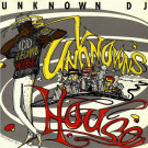 The Unknown DJ - Unknown's House - Techno Kut Records - TK-4001