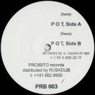 Anthony Naples - P O T - Proibito - PRB-003