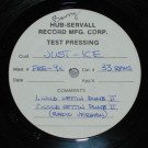 Just-Ice - Cold Gettin' Dumb - Fresh Records - FRE-009