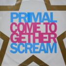 Primal Scream - Come Together - Creation Records - cre 078t
