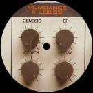 Mumdance & Logos - Genesis EP - Keysound Recordings - LDN041