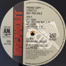 L.A. Mix Featuring Jazzi P - Get Loose (Not For Long Mix) - Breakout - USAT 659, Breakout - usat 659