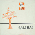 Bali Hai - Afro Salsa - Target Records - TR. 11010/12, Target Records - 11010/12