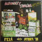 Fela Kuti Àti Africa 70 - Authority Stealing - Kalakuta - 547 138 - 1